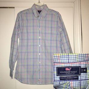 Men's Vineyard Vines Murray Shirt- Size Medium